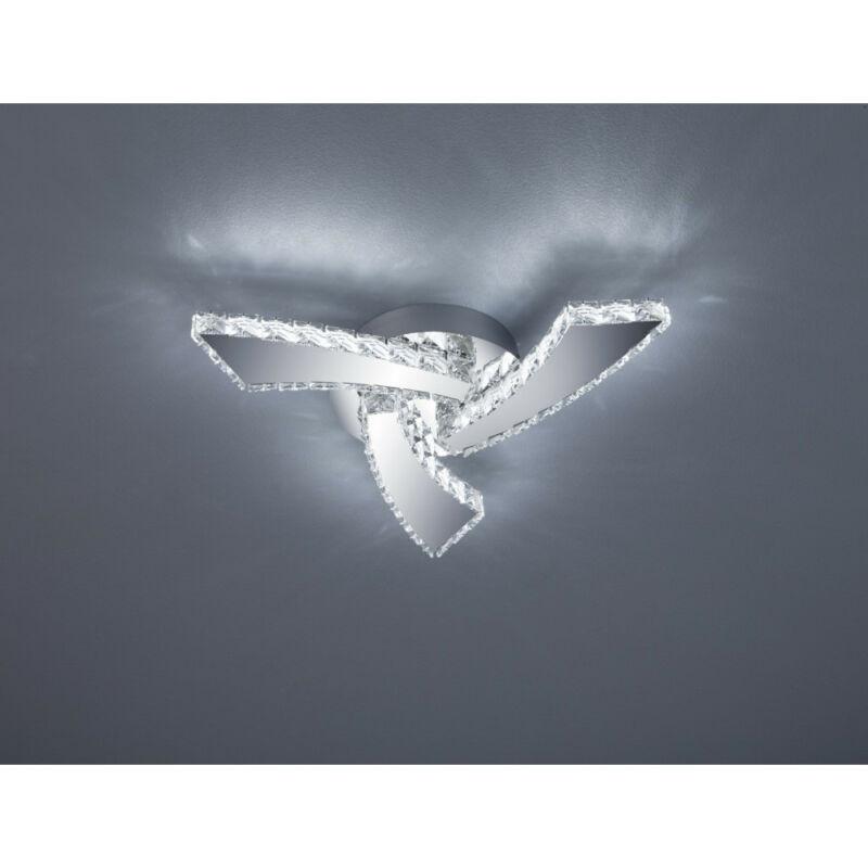 Trio PHIN R62483106 mennyezeti lámpa  króm   fém   incl. 1 x SMD, 18W, 3000+4500+6500K, 1800Lm   1800 lm  IP20   A+