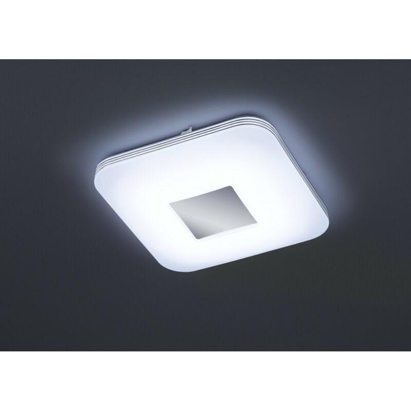 Trio VENUS R62562506 mennyezeti lámpa  króm   műanyag   incl. 1 x SMD, 25W, 3000 - 6500K, 3000Lm   SMD   1 db  3000 lm  3000-5000 K  IP20