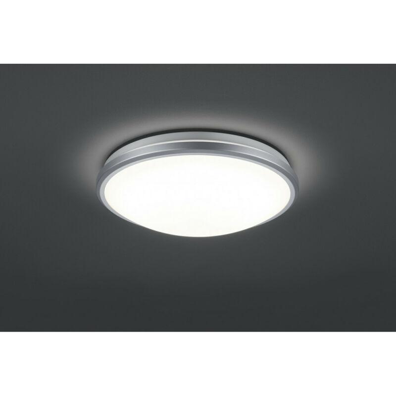 Trio ALCOR R62571287 mennyezeti lámpa titán műanyag incl. 1 x SMD, 12W, 3000K, 1100Lm LED 1 db 1100 lm 3000 K IP20