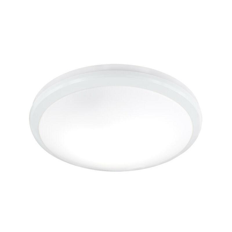 Trio AVIOR R62591101 ufó lámpa  szürke   műanyag   incl. 1 x E27, 5W, 3000K, 470Lm   470 lm  3000 K  IP20   A+