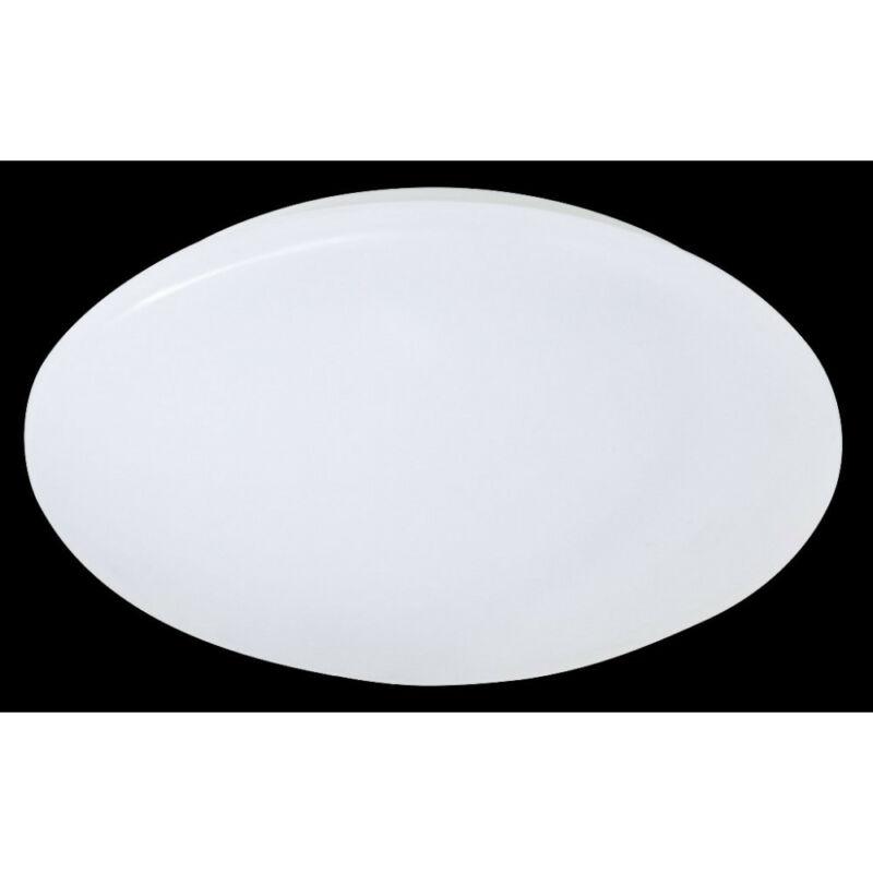 Trio PUTZ II R62601201 mennyezeti lámpa  fehér   műanyag   incl. 1 x SMD, 12W, 3000K, 1100Lm   1100 lm  3000 K  IP20   A+