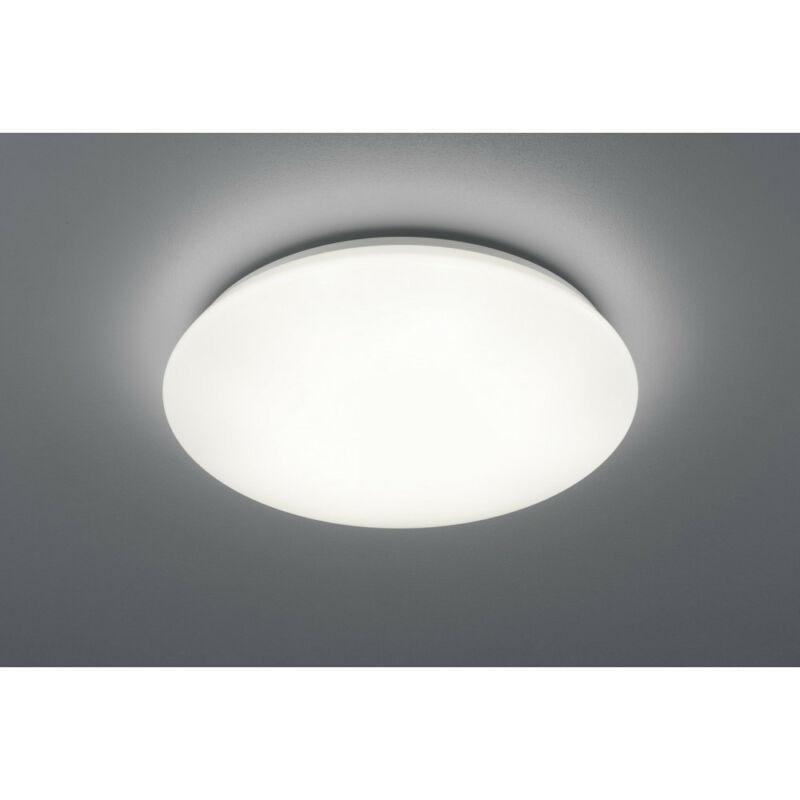 Trio POTZ R62603001 fürdőszoba mennyezeti lámpa fehér műanyag incl. 1 x SMD, 21W, 3000K, 2200Lm 1 db 2200 lm 3000 K IP44 A+