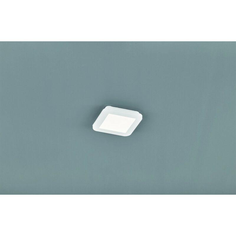 Trio CAMILLUS R62931001 mennyezeti lámpa  fehér   műanyag   incl. 1 x SMD, 10W, 3000K, 850Lm   850 lm  IP44   A+