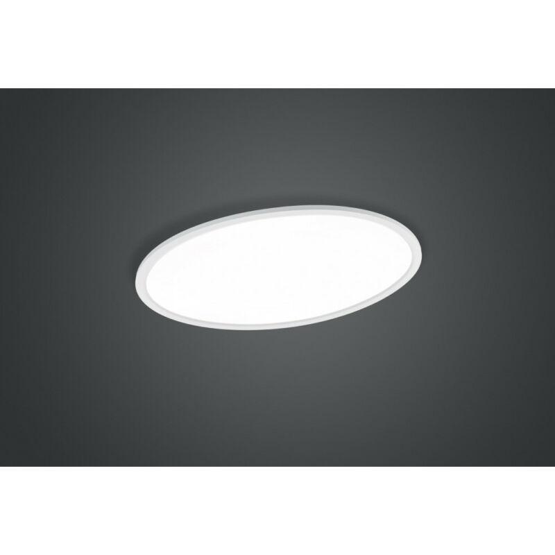 Trio AUSTIN R67426031 mennyezeti lámpa  matt fehér   fém   incl. 1 x SMD, 24W, 3000K, 2500Lm   2500 lm  IP20   A+