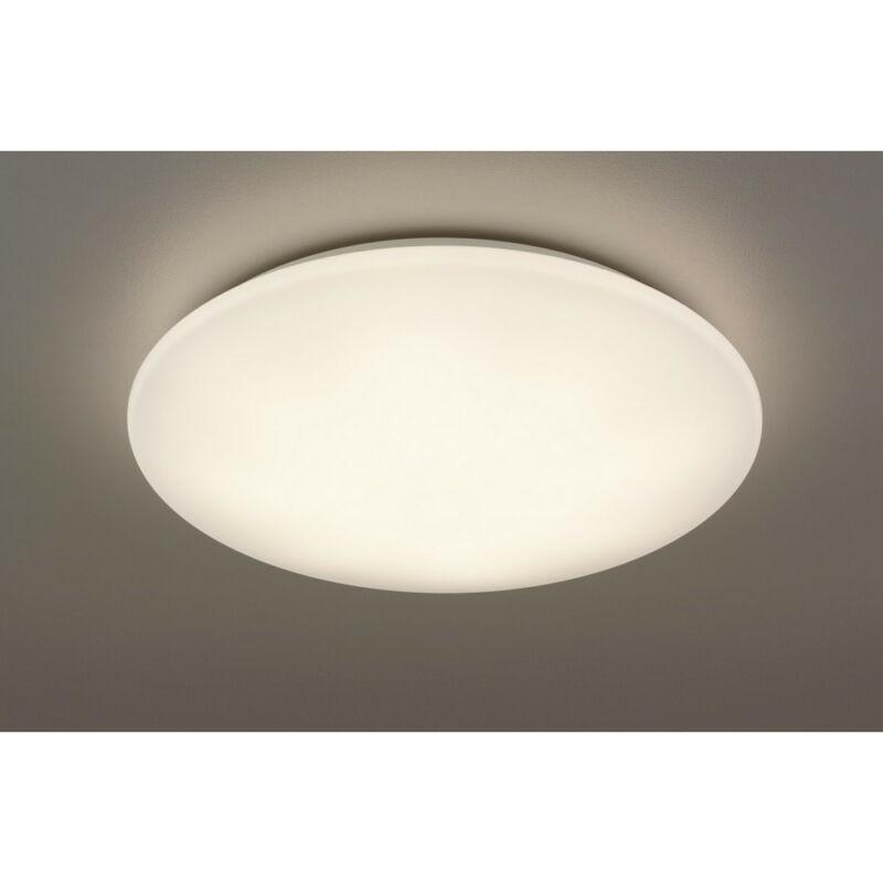 Trio KATO R67609101 mennyezeti lámpa  fehér   műanyag   incl. 1 x SMD, 27W, 3000 - 5500K, 2700Lm   2700 lm  IP20   A+