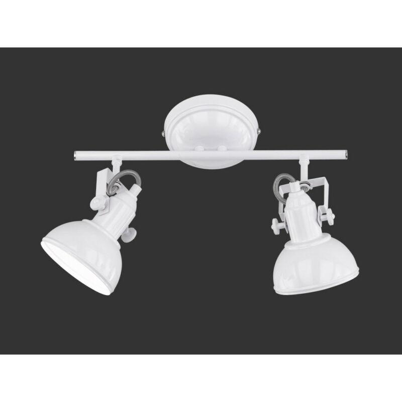 Trio GINA R80152001 mennyezeti lámpa fém excl. 2 x E14, max. 40W E14 2 db 204 lm 2700 K IP20