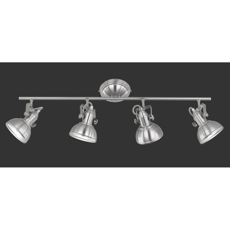 Trio GINA R80154007 mennyezeti lámpa  nikkel   fém   excl. 4 x E14, max. 40W   IP20