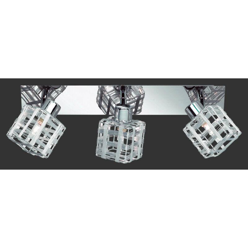 Trio JAIL R81353106 mennyezeti lámpa  króm   incl. 3 x G9, 28W, 2800K, 370Lm